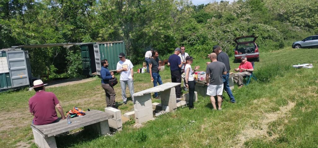 1ER TEST DU BARBECUE 2019